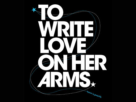Media Kit To Write Love On Her Arms Heavy and Light Tour